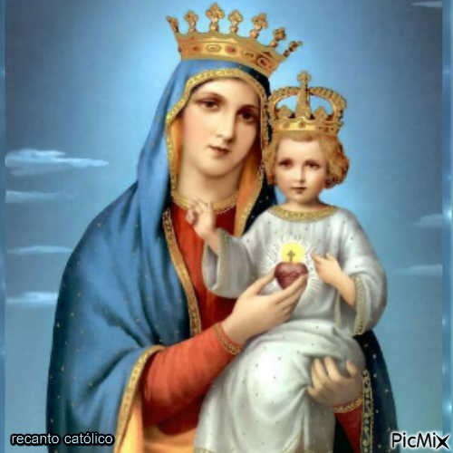 Mary Refuge Of Holy Love  Glory be to the Father and to