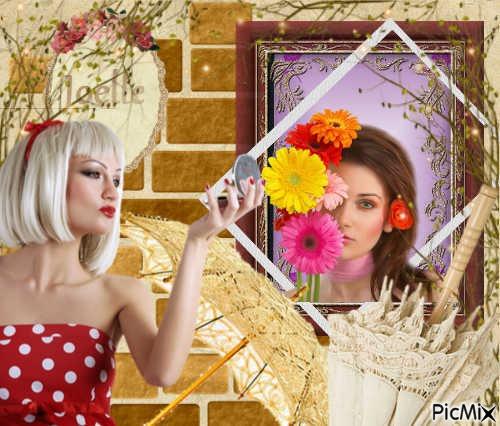 miroir mon beau miroir dis moi qui est la plus belle