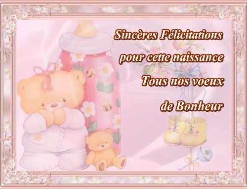 Bekannt cartes félicitations naissance - Balades comtoises TK26