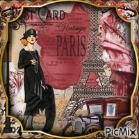 Paris vintage.../Contest