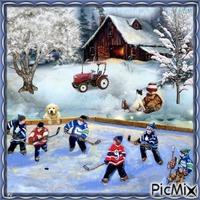 Hockey - Contest