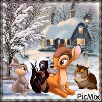 Bambi - Contest