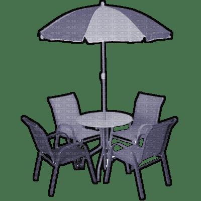 table de terrasse meuble picmix. Black Bedroom Furniture Sets. Home Design Ideas