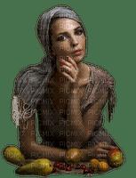 Kaz_Creations Woman Femme Fruit