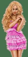 minou-woman-kvinna-Donna-femme-pink-rosa-rose