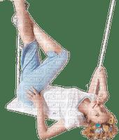 Kaz_Creations Woman Femme Swing