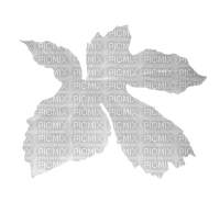 Kaz_Creations White Deco Colours Leaves Leafs