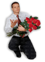 Kaz_Creations Man Homme Flowers Deco