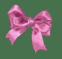 ruban en satin rose violet