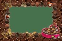 image encre bon anniversaire color effet chocolat coeur mariage  edited by me