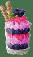 image encre couleur la crème glacée été bon anniversaire chocolat edited by me
