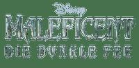 disney malificient die dunkle fee text logo