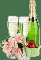 champagne-happy Birthday-joyeux anniversaire-BlueDREAM70