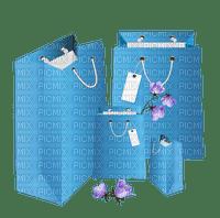 Kaz_Creations Deco Gift Bags Blue