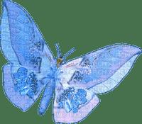Kaz_Creations Deco Butterfly Blue  Colours