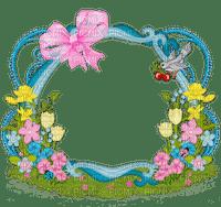 loly33 frame cadre flower