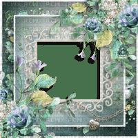 loly33 fond framel vintage green vert