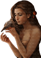 Kaz_Creations Woman Femme Bird