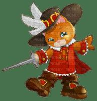 image encre bon anniversaire couleur effet chat bottes chapeau coin dessin  edited by me