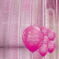 image encre happy birthday balloons edited by me