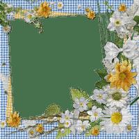 cadre-frame-background-spring-Blue DREAM 70- printemps-TUBE