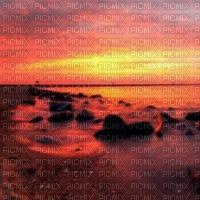 loly33 coucher de soleil sunset background fond