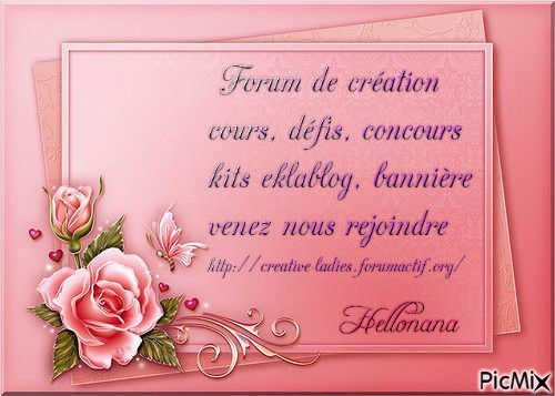 Bonjours Hellonana