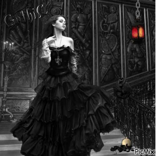 ...gothic love...