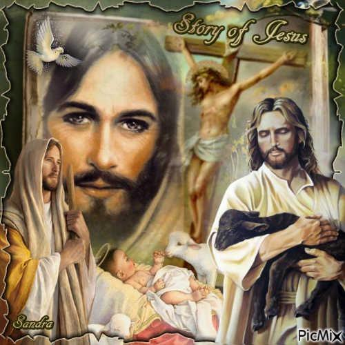 L'histoire de Jésus