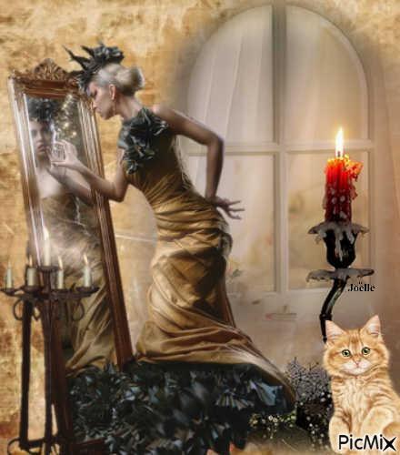 Mon beau miroir ......