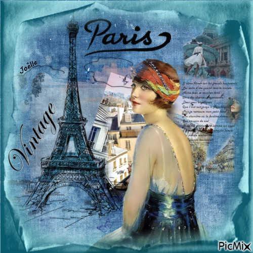 Paris vintage !