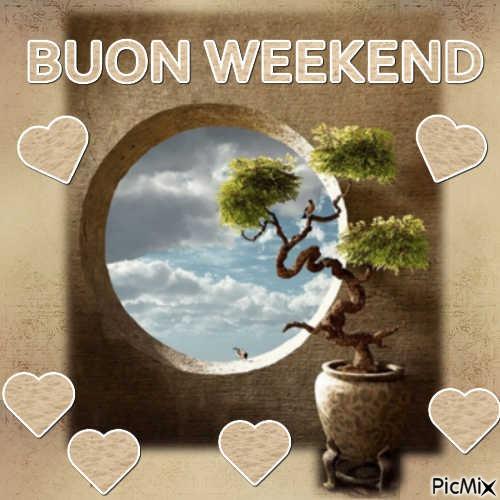 BUON WEEKEND - PicMix