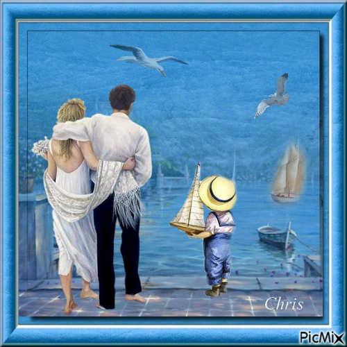 Journée au bord de l'eau