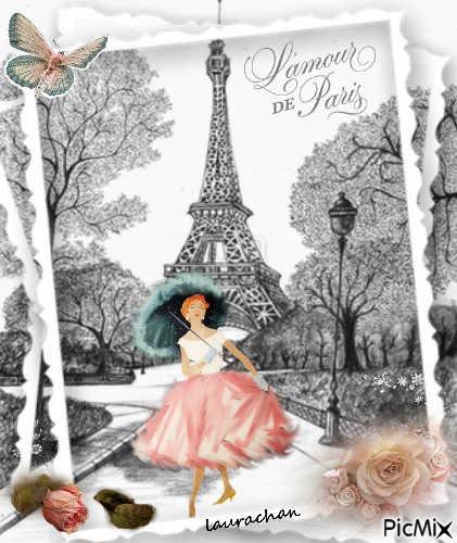 L'amour de Paris
