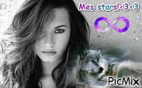 Mes stars