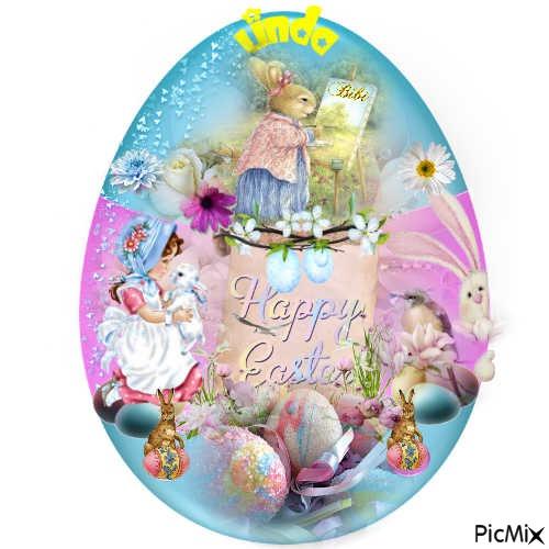 Happy Easter Linda