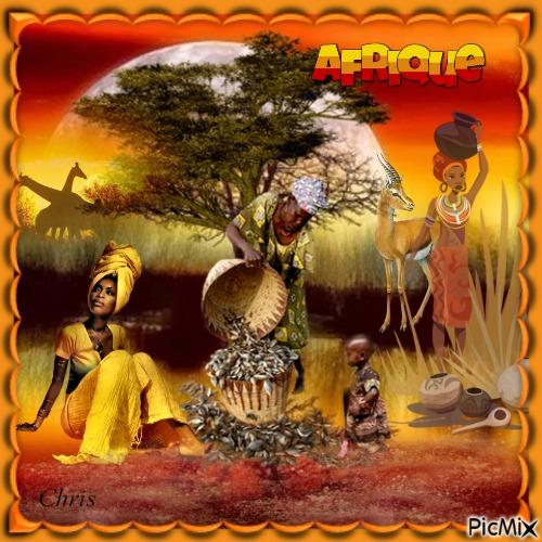 L' Afrique