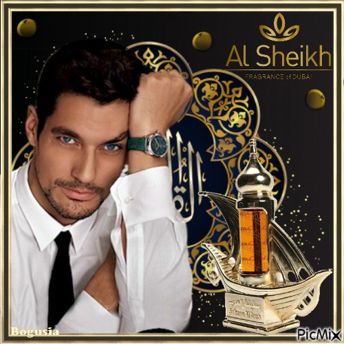 Arabic Perfume For Men / Contest