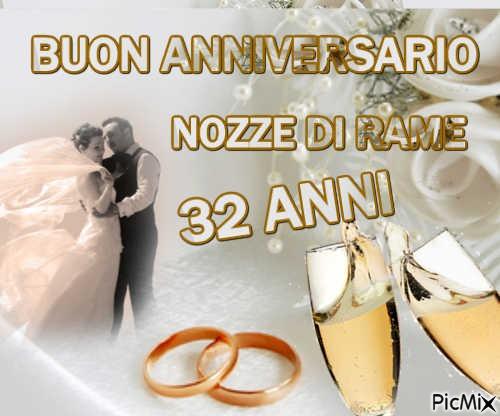 Anniversario Matrimonio 32 Anni.Buon Anniversario Picmix