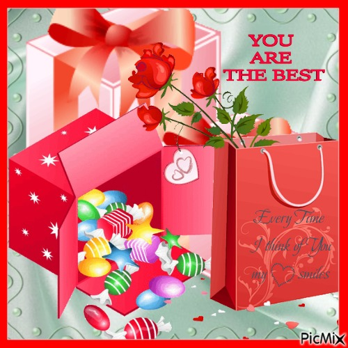 You Are The Best ...