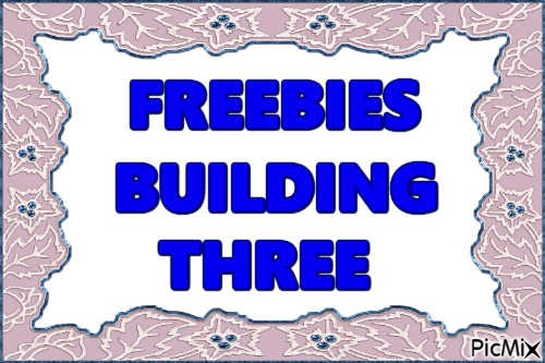 FREEBIES THREE