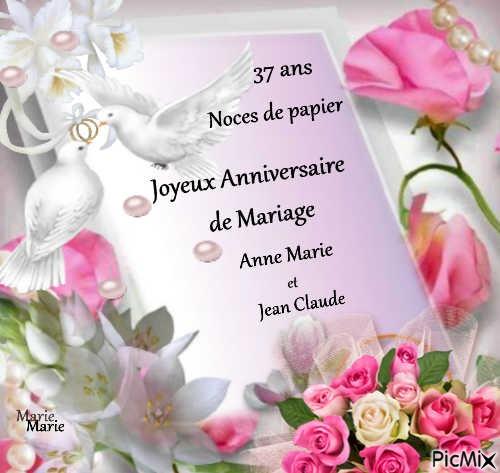 Anniversaire Mariage Picmix