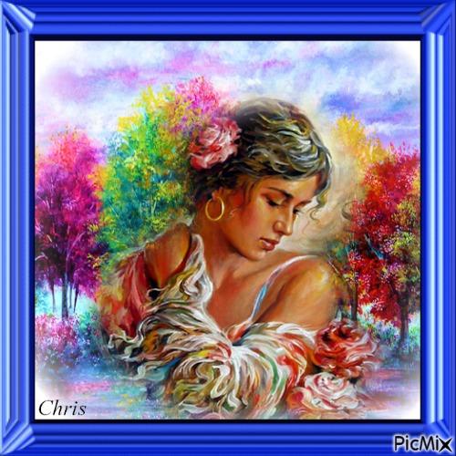 L'aquarelle