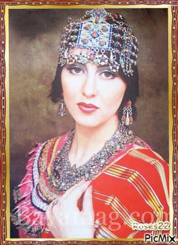Belle  femme  Kabyle