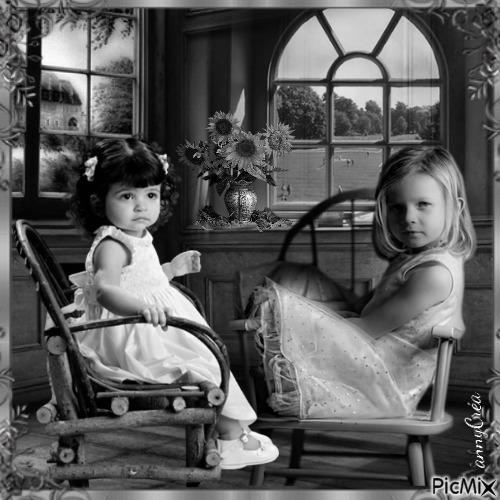 Les p'tites soeurs vintage