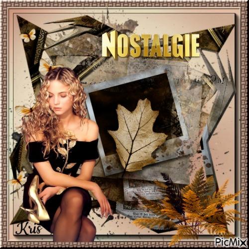Nostalgie d'automne  🌺 🌻