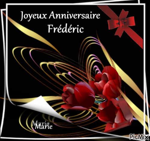 Anniversaire Frederic Picmix