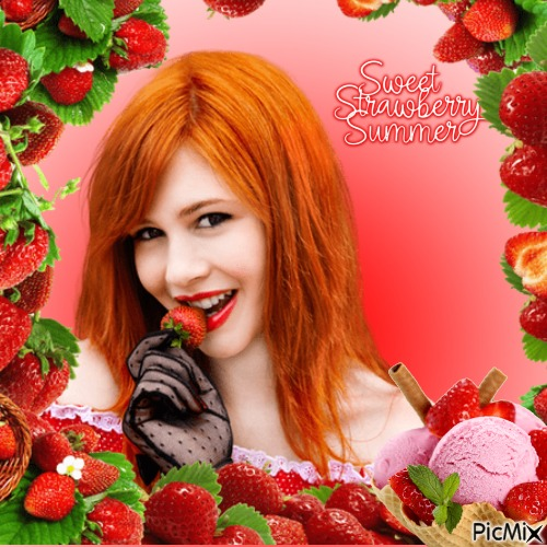 Sweet Strawberry Summer