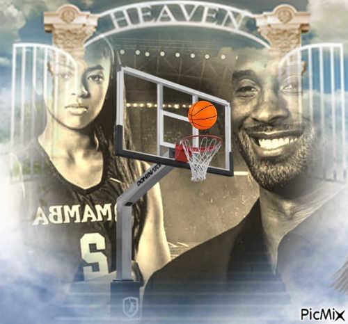 Rip Kobe and Gigi