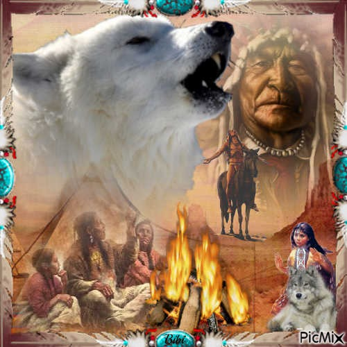 Convivial Amérindien